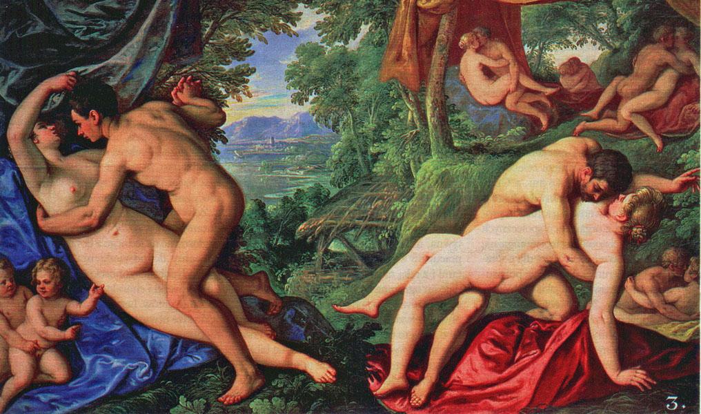 Видео секс в древнем стиле трудно